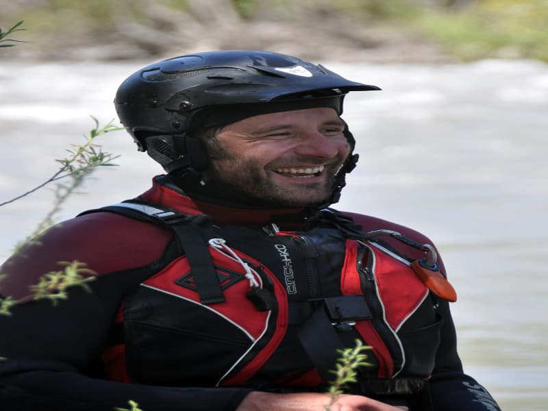 vico guide de rafting sur l'Ubaye
