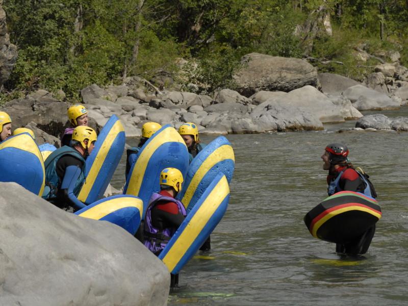 hydro raft