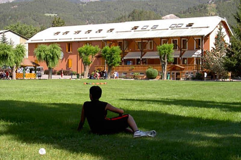 centre de vacance pour colonie ubaye