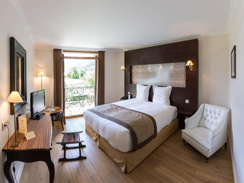 photo chambre luxe villa morelia seminaire ubaye