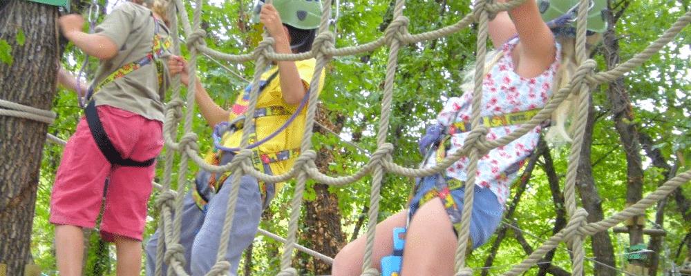 parc aventure en ubaye et barcelonnette avec evp