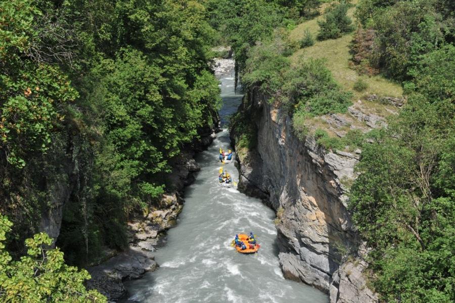 Ubaye gorges